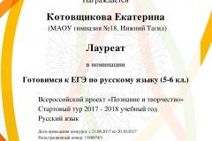 Новожилова Познание и творчество 2017